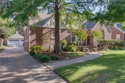 Oklahoma City Single Family Home For Sale: 1012 NW 41 Street