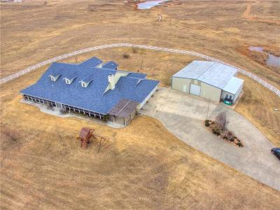 Single Family Home For Sale: 11200 S Air Port Road