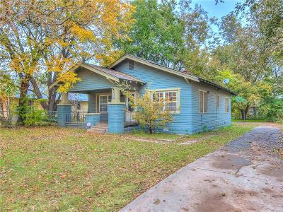 Oklahoma City Single Family Home For Sale: 2437 NW 15th Street