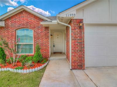 Yukon Single Family Home For Sale: 11900 SW 8th Street