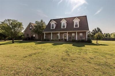 Norman Single Family Home For Sale: 565 Highland Hills Cir
