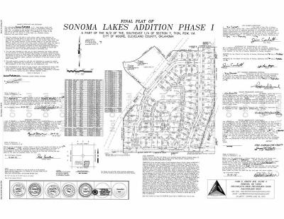 Oklahoma City Residential Lots & Land For Sale: 1301 Sonoma Lakes Boulevard