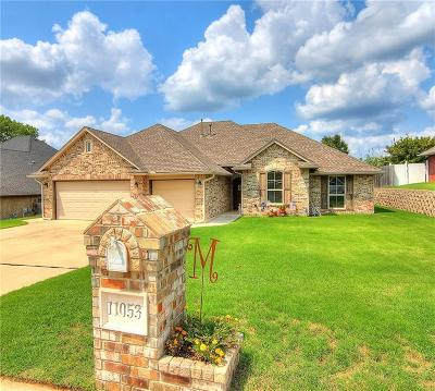Midwest City OK Single Family Home For Sale: $206,000