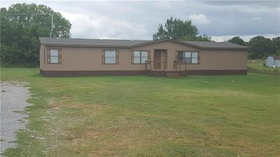Blanchard OK Single Family Home For Sale: $109,000