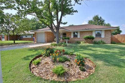 Norman Single Family Home For Sale: 319 Mimosa