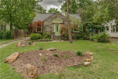 Norman Single Family Home For Sale: 318 W Daws Street