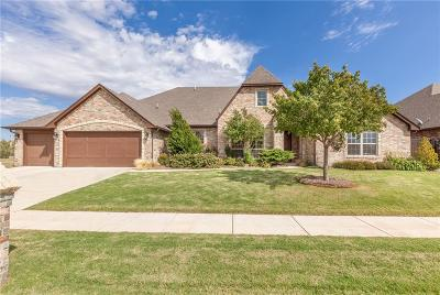 Edmond Single Family Home For Sale: 14904 Winoma Drive