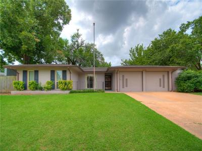Bethany Single Family Home For Sale: 8220 NW 25th