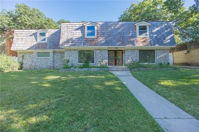 Single Family Home For Sale: 8213 Golden Oaks Road