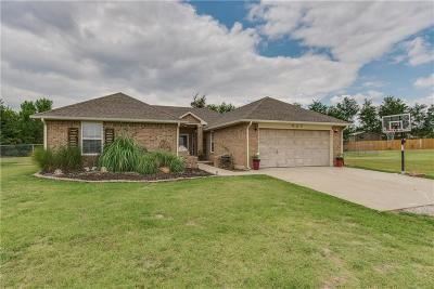 Tuttle Single Family Home For Sale: 927 County Street 2934