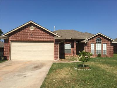 Midwest City OK Single Family Home For Sale: $159,000