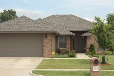 Yukon Single Family Home For Sale: 11741 SW 8th