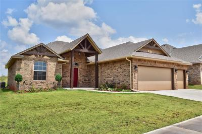 Edmond Single Family Home For Sale: 8209 NW 160th Street