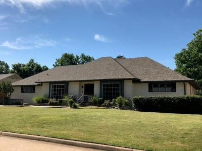 Oklahoma City Single Family Home For Sale: 1400 Brighton