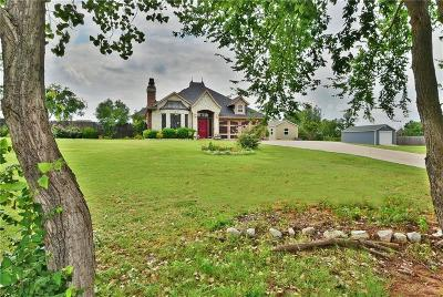 Guthrie Single Family Home For Sale: 1841 Sheila