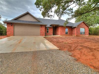 Guthrie Single Family Home For Sale: 5845 Timberland Crossing