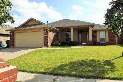 Edmond Single Family Home For Sale: 2520 NW 179 Court