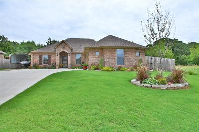 Guthrie Single Family Home For Sale: 3504 First Capitol Circle