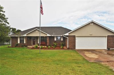 Blanchard Single Family Home For Sale: 1044 County Street 2973