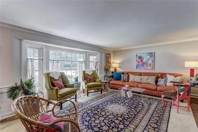 Oklahoma City Single Family Home For Sale: 1409 Brighton Avenue