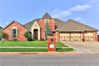 Oklahoma City Single Family Home For Sale: 14621 Exmoor Circle