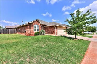Oklahoma City Single Family Home For Sale: 12417 Pittsburgh Avenue