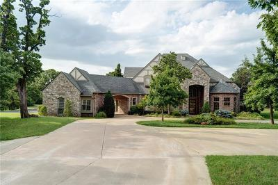 Edmond Single Family Home For Sale: 3000 Lavender Lane