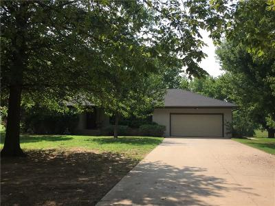 Stroud Single Family Home For Sale: 1520 N 8th