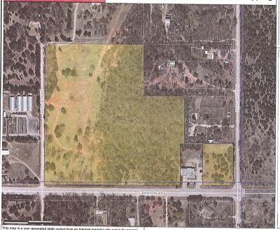 Oklahoma City Residential Lots & Land For Sale: 2941 E Britton Tract 1 Road
