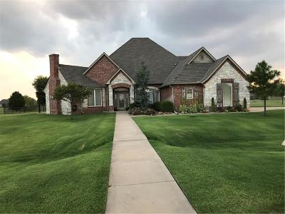 Oklahoma City Single Family Home For Sale: 9101 Woodrow Court