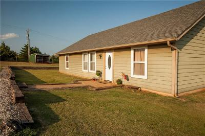 Guthrie Single Family Home For Sale: 3501 E County Road 76