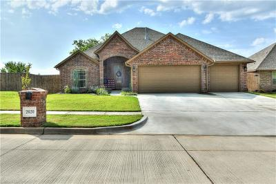 Norman Single Family Home For Sale: 2620 Summit Terrace