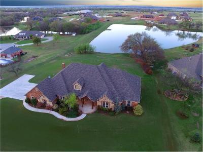 Tuttle Single Family Home For Sale: 7221 Jordan Drive