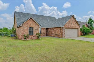 Moore Single Family Home For Sale: 2616 N Nail Pkwy