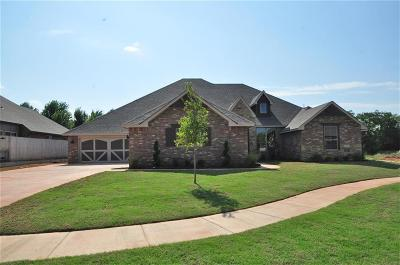 Edmond Single Family Home For Sale: 19113 Chestnut Oak Drive
