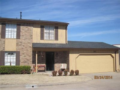 Oklahoma County Multi Family Home For Sale: 825 Two Forty #803, 806