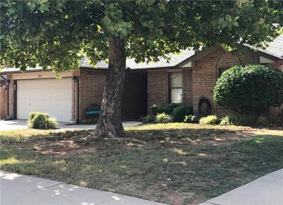 Norman Single Family Home For Sale: 613 Coopers Hawk Drive