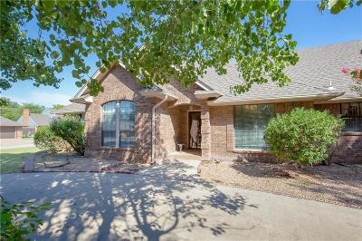 Oklahoma City Single Family Home For Sale: 2417 SW 118th Street