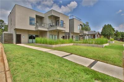 Oklahoma City Condo/Townhouse For Sale: 815 NW 8th Street