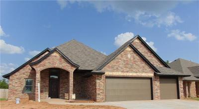 Choctaw OK Single Family Home For Sale: $224,990