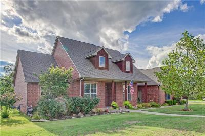 Edmond Single Family Home For Sale: 8605 Venezia Lane