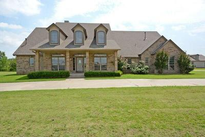 Edmond Single Family Home For Sale: 12501 Bradford Farms Lane