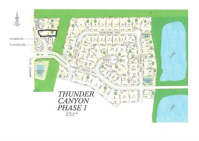 Edmond Residential Lots & Land For Sale: 2508 Thunder Canyon Court