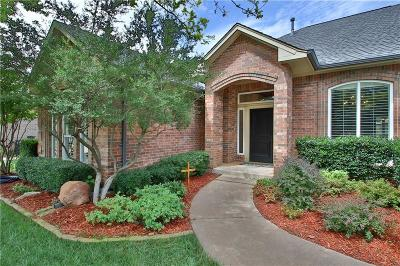 Edmond Single Family Home For Sale: 16625 Halbrooke Road
