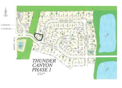 Edmond Residential Lots & Land For Sale: 2401 Twister Trail