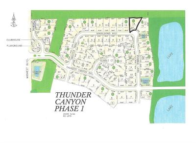 Edmond Residential Lots & Land For Sale: 7409 Whirlwind Way