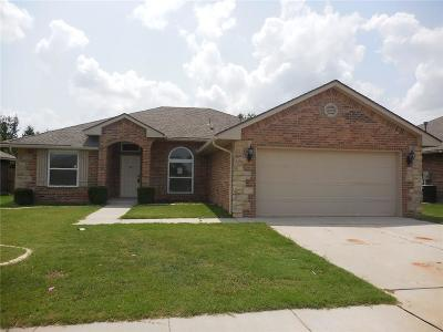 Edmond Single Family Home For Sale: 2126 Melody Drive