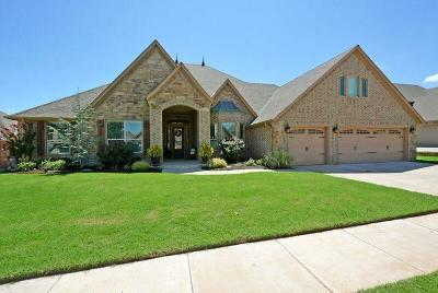Edmond Single Family Home For Sale: 5208 NW 160th Terrace