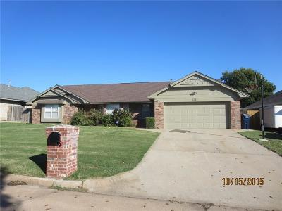 Oklahoma City Single Family Home For Sale: 6317 NW 83rd Street
