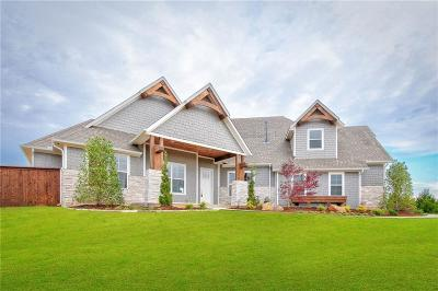 Jones Single Family Home For Sale: 14901 Everton Drive